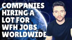 3 Companies Hiring Work-From-Home Jobs Worldwide September 2021