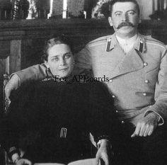 Count Felix Yusupov and Princess Zenaide (Parents of Prince Felix Yusupov-one of the assassins of Grigorii Rasputin)