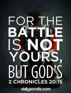 God please fight to restore our marriage