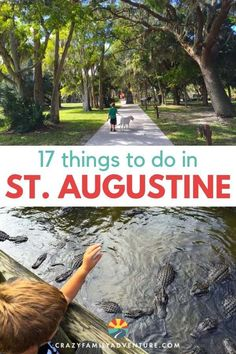 17 Great Reasons To Make St Augustine Your Next Family Trip - 16 travel destinations Florida cant wait ideas Places In Florida, Florida Vacation, Florida Travel, Florida Beaches, Vacation Spots, Travel Usa, Vacation Ideas, Panhandle Florida, Travel Tips
