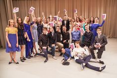 — Vaganova Ballet Academy middle schoolers got to...