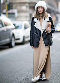 look-inverno-vestido-e-jaqueda-de-pelinho