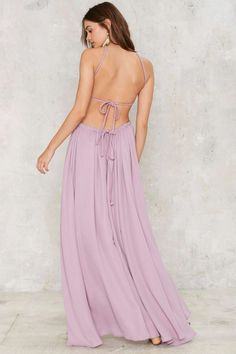 Rope Fiend Maxi Dress | Shop Clothes at Nasty Gal!