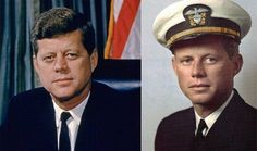 John F Kennedy Military Service