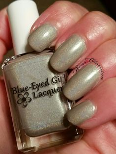 Blue-Eyed Girl Lacquer - Tact is just not saying true stuff. I'll pass