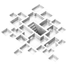 """Rooms"" by Mathew Borrett: socks-studio"