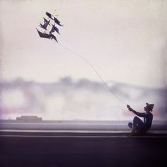 K is for Kite by Boy_Wonder, via Flickr