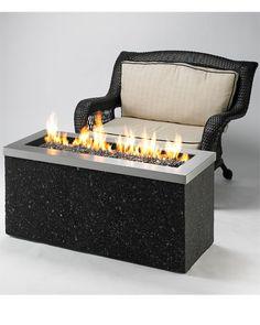 Key Largo Fire Pit Table-- beautiful modern design!