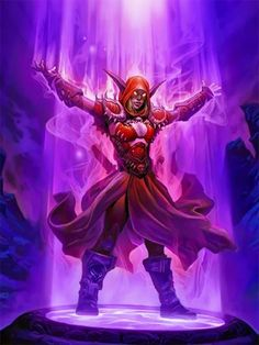 Ancient Harbinger - Hearthstone: Heroes of Warcraft Wiki
