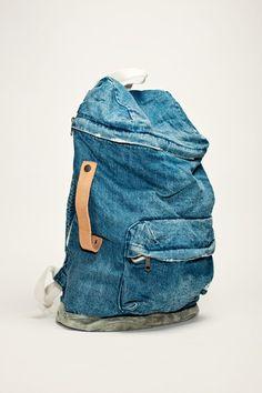 jean bag <3
