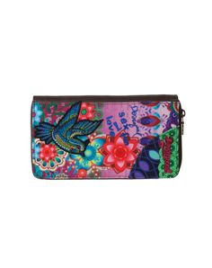Desigual Women's accessories Fall/Winter Discover all the accessories in the new collection! Trendy Handbags, Best Handbags, Diy Scarf, Online Fashion Stores, Moda Online, Zip Wallet, Clutch Purse, Fashion Boutique, Bag Accessories
