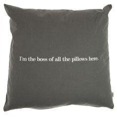 Søgne Grå pillow from Sögne Home