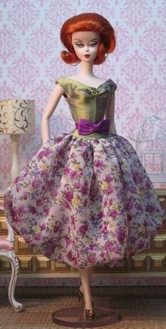 BArbie Bellissima couture fashion