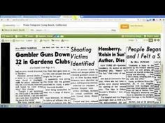 Convicts and Criminals In Your Family Tree - Did you know that Ancestry.com has a large collection of prison records? Did you know that newspapers often published information about local crimes, criminal trials and sentencing? Join Crista Cowan as she shows you how to find these records and how to search them. You may discover a black sheep in your family tree after all. #ancestry #genealogy