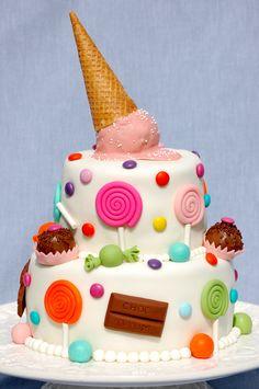 candy cakes - Cerca con Google
