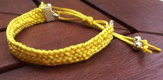 Kumihimo bracelet - various sizes and colours www.facebook.com\myexquisitethings
