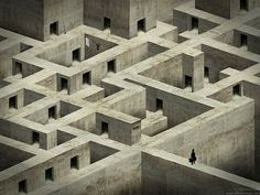 labyrinth... to bad i dont have the infinite staircase to go with it