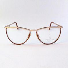 #TRUSSARDI #occhiali in #pelle    #occhiali #anni80 #nuovi made in