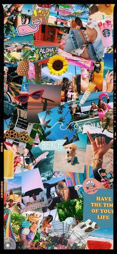 Collage Summer