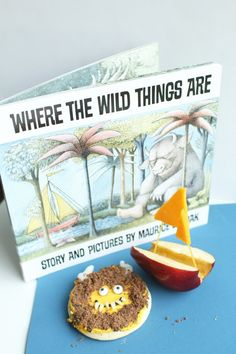 Where the Wild Things Are edible treats