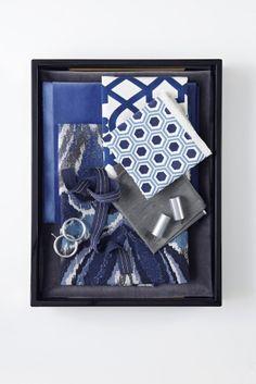 Fabrics: Banks/Flannel