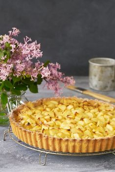 Appeltaart met boterdeeg - Dishcover Cake Cookies, Macaroni And Cheese, Baking, Desserts, Ethnic Recipes, Food, Cakes, Tailgate Desserts, Mac And Cheese