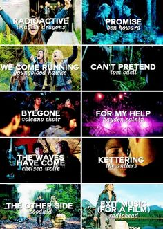 The 100 season one + music / / this show has some of the best music on its soundtrack! #the100