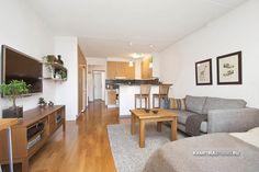 Дизайн квартиры-студии 33 м²