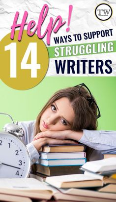 Help for Struggling Writers! Support struggling writers in middle and high school with these scaffolding tips that make writing manageable and enjoyable for teachers and students Writing Lessons, Writing Resources, Teaching Writing, Teaching Strategies, Writing Skills, Teacher Resources, Instructional Strategies, Writing Activities, Math Lessons