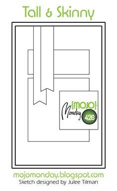 mojo monday sketch challenge mojo426