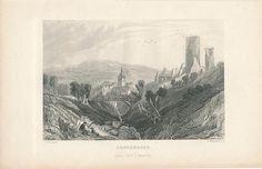 Sonneberg Germany C 1850 Original Antique Engraved View Print | eBay