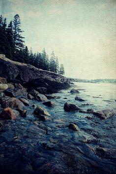 photography landscape photography Coast to Coast by SeptemberWren