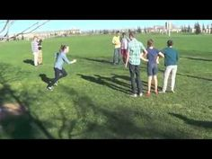 Outdoor Game - Hoedown tag - YouTube
