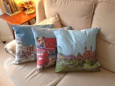 New London Cushions