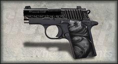 Sig Sauer P238 in Black Pearl