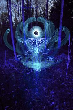 Will-o-the-wisp by Hannu Huhtamo, via Flickr