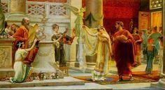 La Toge Et Le Glaive: Le Mariage Dans La Rome Antique - 1ère Partie.