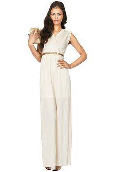 Grecian maxi dress oh my love