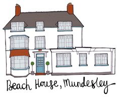 Self catering five start accommodation in Mundesley, North Norfolk. Sleeps up to 16 people, ideal for Hen Weekends & large Family Holidays. Hen Weekends, Norfolk Coast, Downstairs Toilet, Birthday Weekend, Weekend Breaks, Luxurious Bedrooms, Victorian Homes, Beach House, Relax