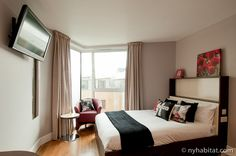 Studio in Camden Town, Islington, #London http://www.nyhabitat.com/london-apartment/furnished/1170