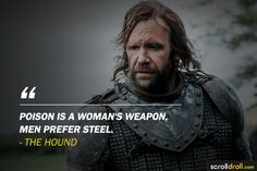 The most powerful and memorable Game of Thrones quotes and dialogues fron all the eight seasons of this epic Television Show Navy Quotes, Got Quotes, Movie Quotes, Funny Quotes, Game Of Thrones Meme, Witty One Liners, Vigilante, Military Quotes, Literature Quotes