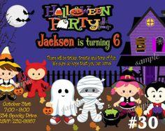 halloween birthday invitation kids halloween party invitation costume party invitation halloween birthday party invitations birthday invitations kids - Kids Halloween Party Invite