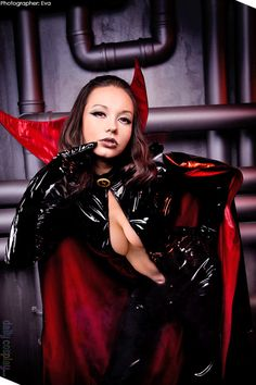 Character: Satana Hellstrom / From: MARVEL Comics / Cosplayer: Alexia Muller Cosplay
