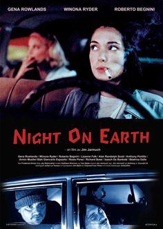 Noche en la tierra (1991) Director Jim Jarmusch