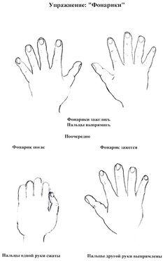 Умные пальчики. (Пальчиковые кинезиологические упражнения для детей 5—7 лет) - Академия Романовой Елены