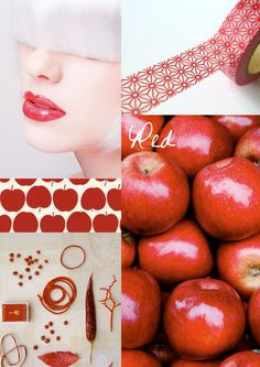 Red, love, moodboard, inspiration