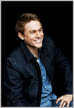 Charlie Hunnam is Christian Grey. Tie me up, I'm begging you ;) - - update: he's no longer CG, but I'll still play he is in my mind ;)