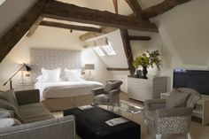 Luxury Rooms - Hotels in Cirencester | Barnsley House Hotel