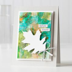 Hi everyone…Happy Monday! It's Shari here with a card inspiration using some Ranger products. I...