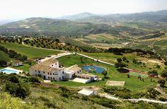 Hotel la Fuente del Sol. Preciosas vistas #naturaleza #andalucía #hotelrural